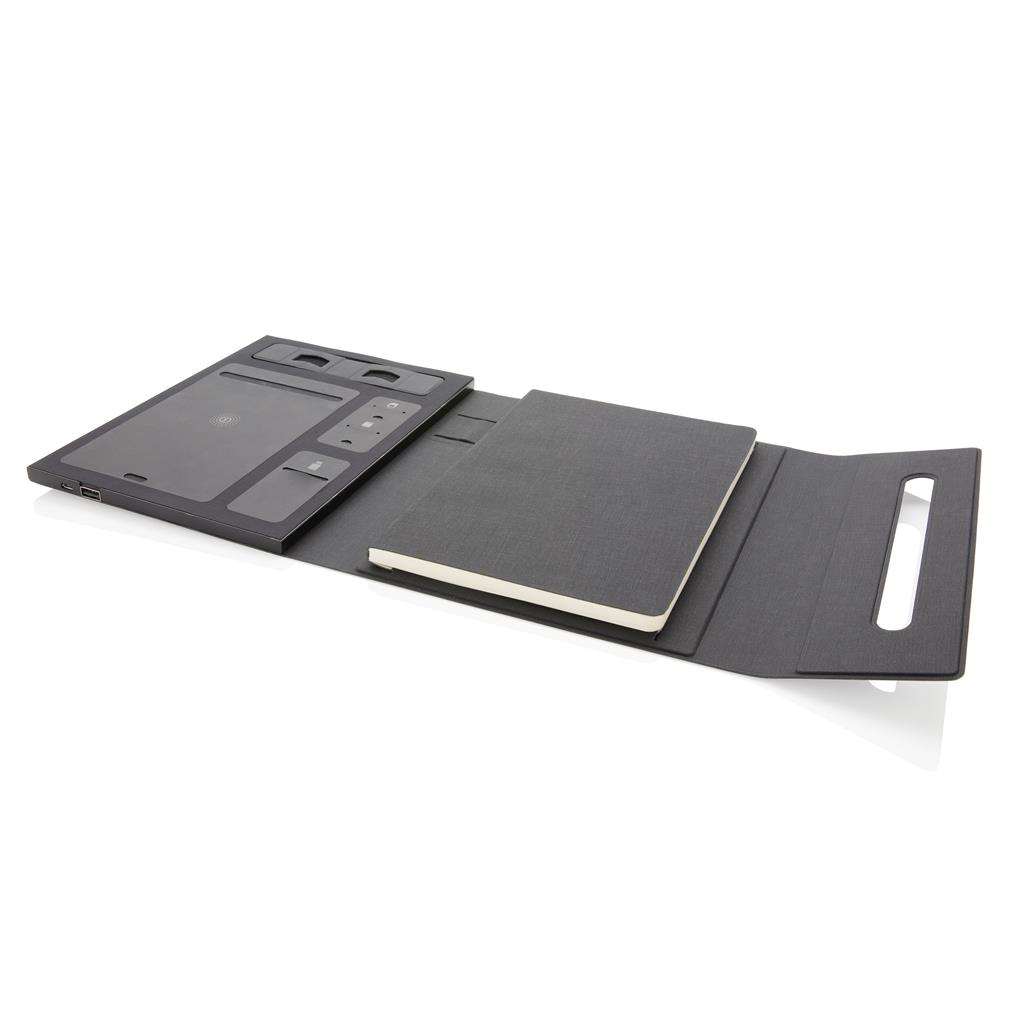 5000mah Power Notebook A5 With Wireless Charging