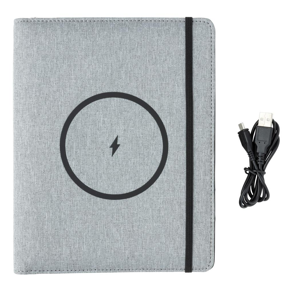 Air 5W Rpet Wireless Charging Notebook Cover A5
