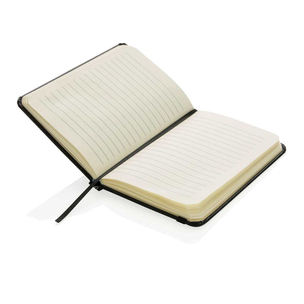 Classic Hardcover Notebook A6
