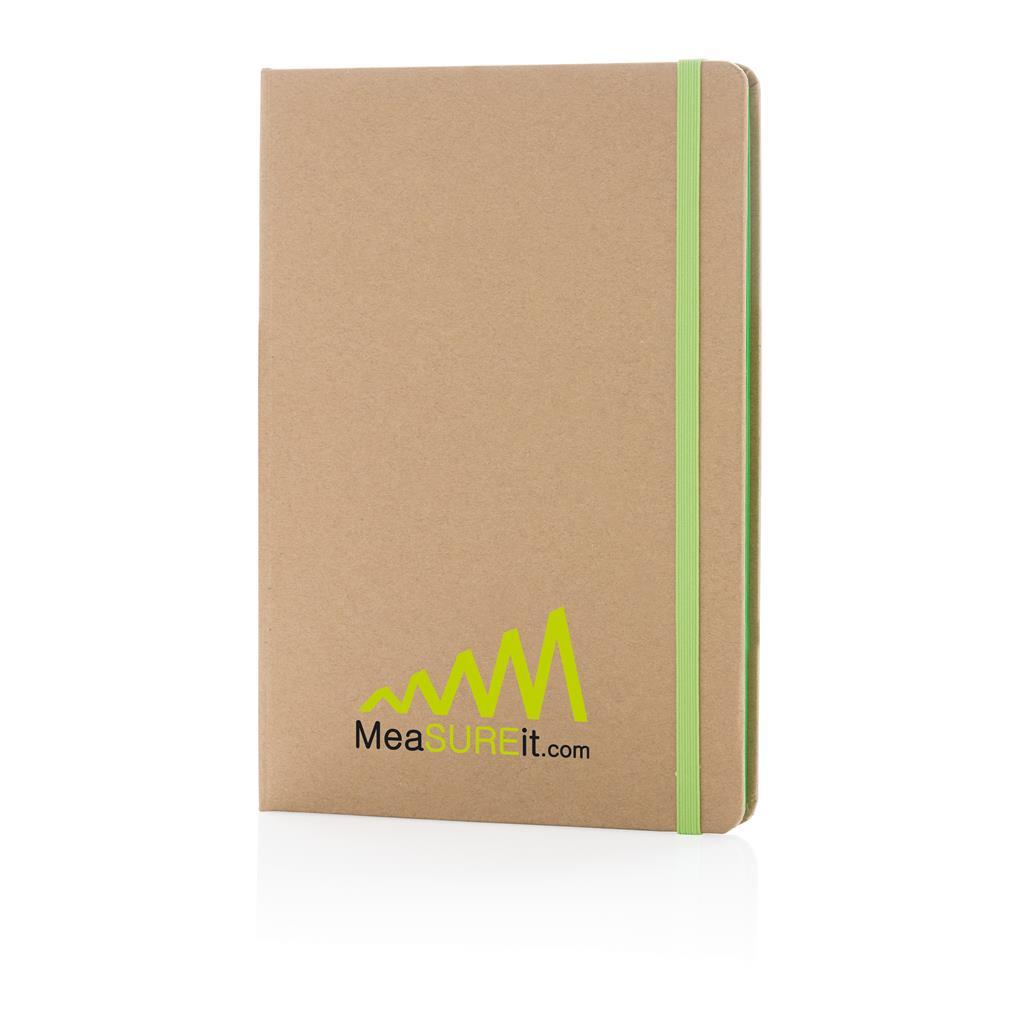 Eco Friendly A5 Kraft Notebook