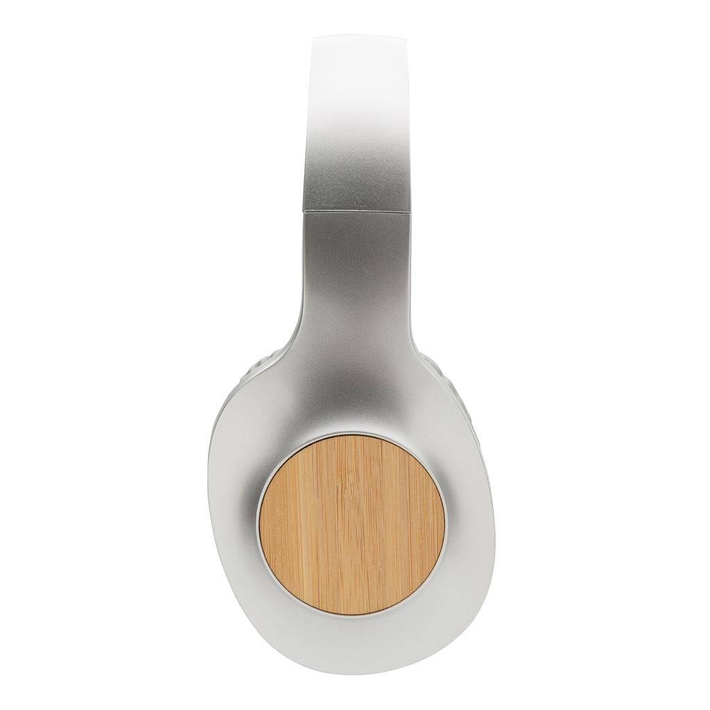 Dakota Bamboo Wireless Headphone