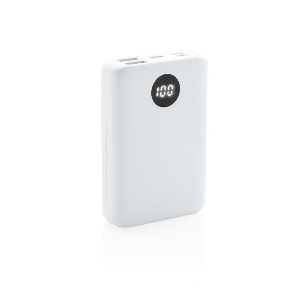 10000mah Pocket Powerbank With Triple Input