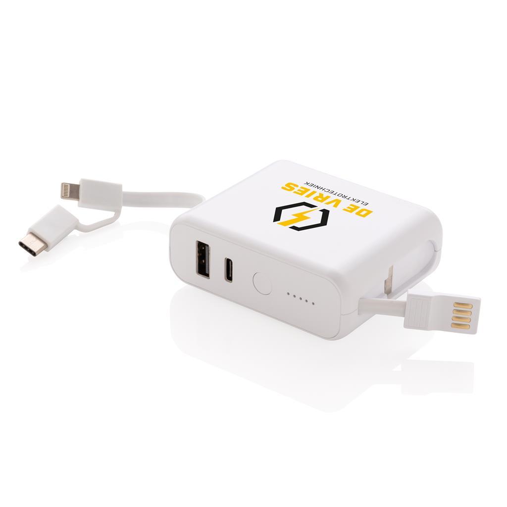 5000mah Wireless Charging 5W Powerbank