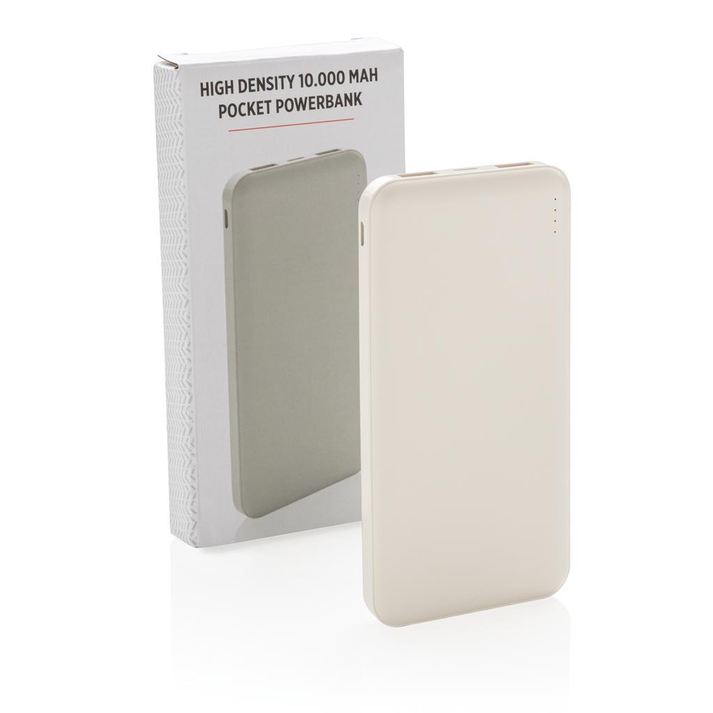 High Density 10000mah Pocket Powerbank