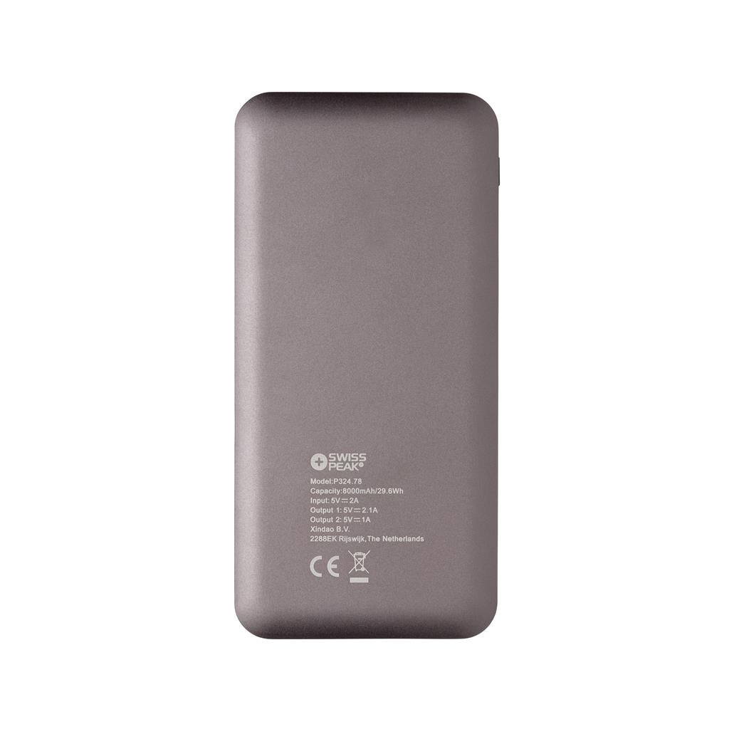 Swiss Peak 8000mah Powerbank