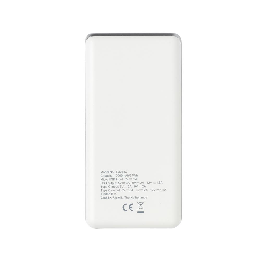 Ultra Fast 10000mah Powerbank With Pd