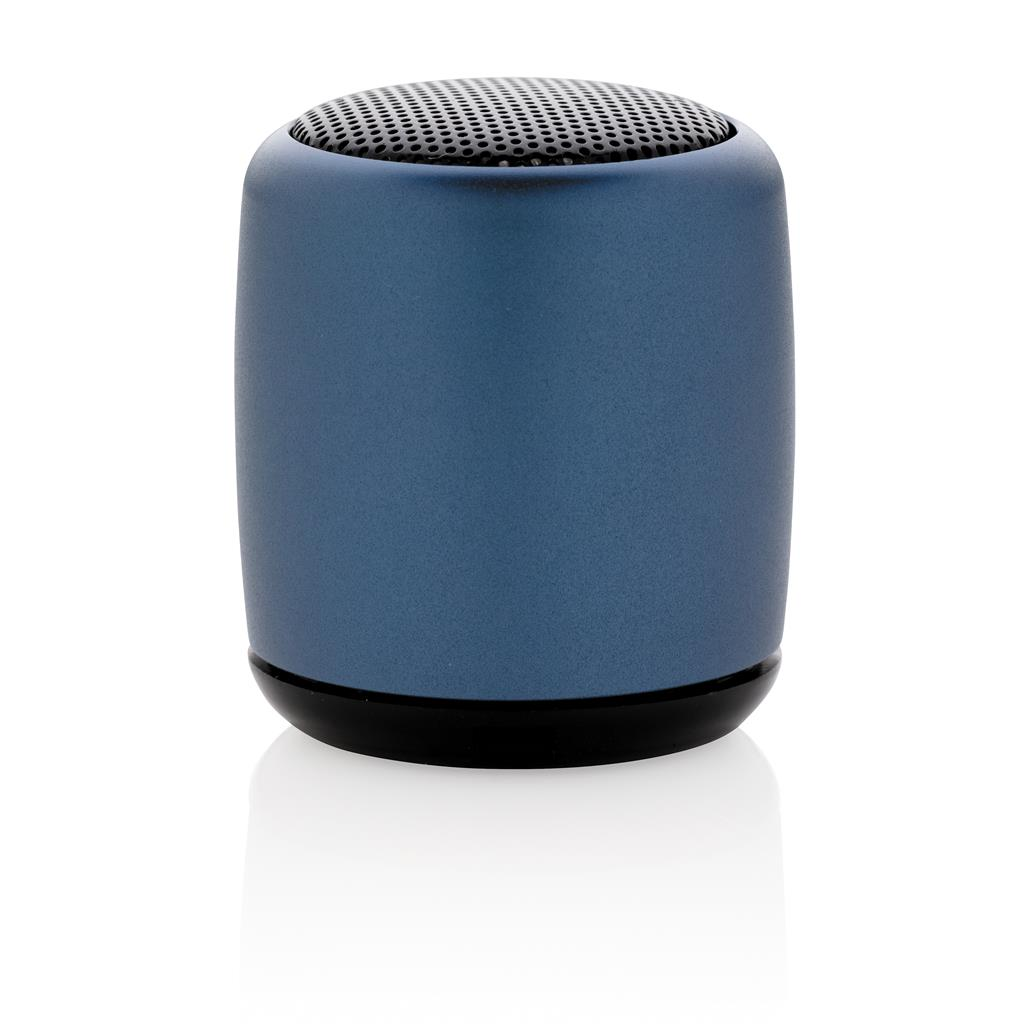 Mini Aluminum Wireless Speaker