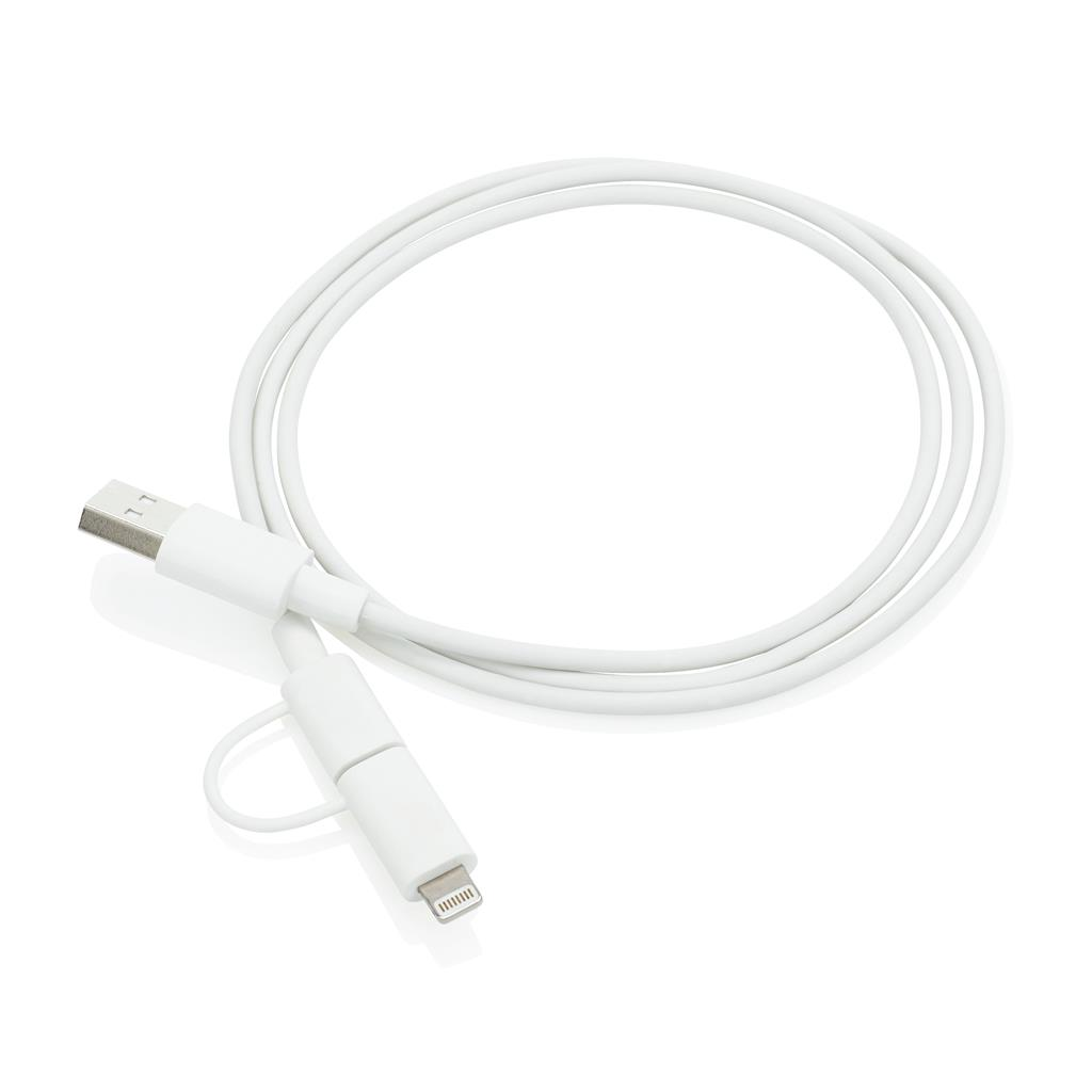 2 In 1 Cable Mfi Licensed