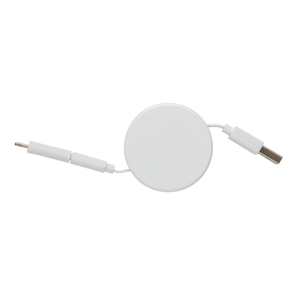 Ontario 3 In 1 Retractable Cable