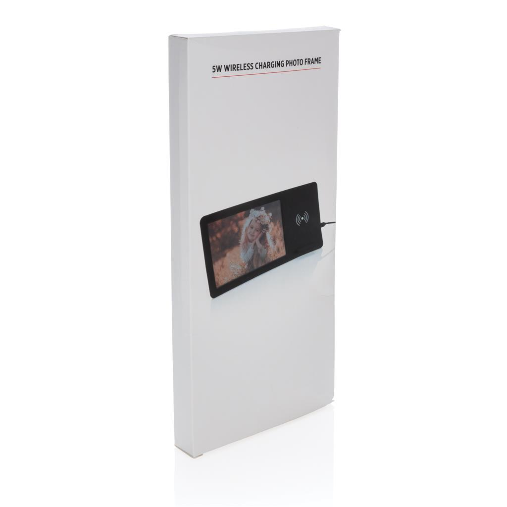 5W Wireless Charger And Photo Frame
