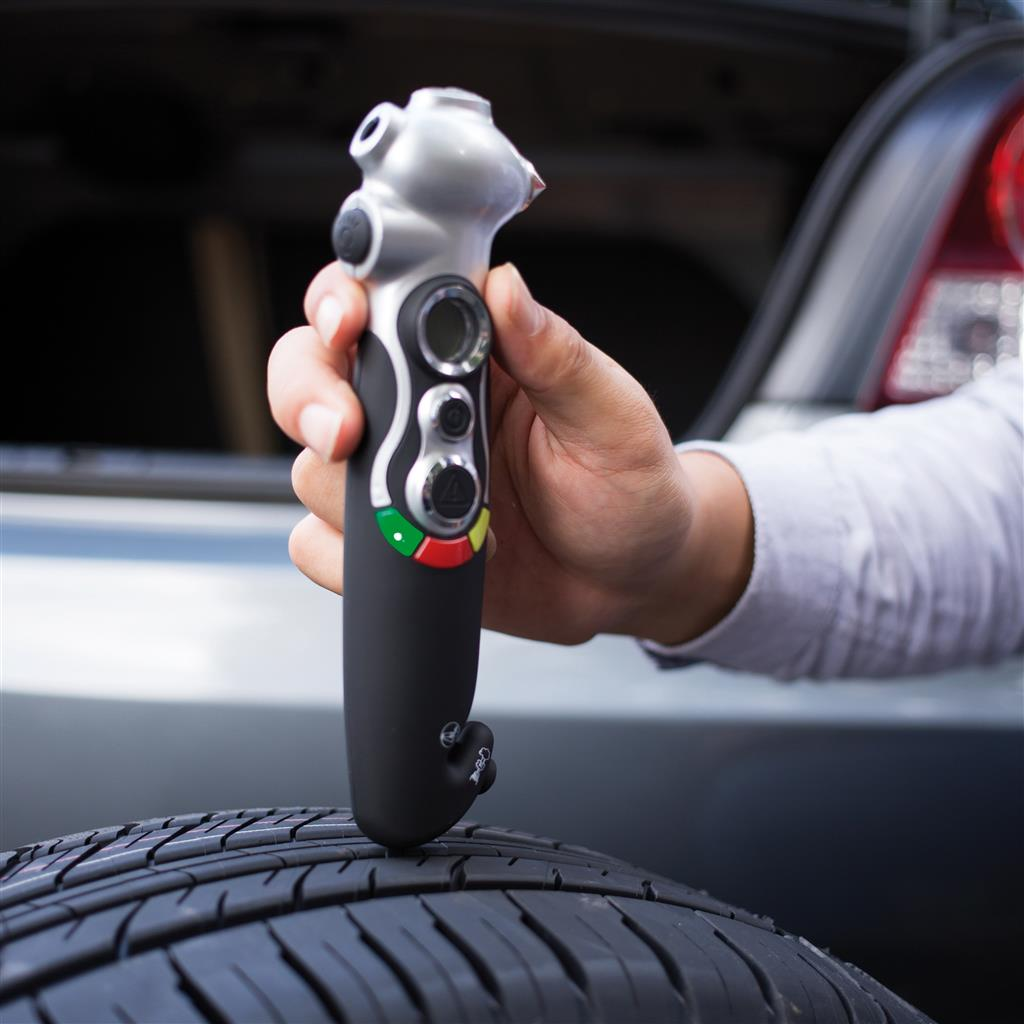 All In One Digital Tyre Gauge
