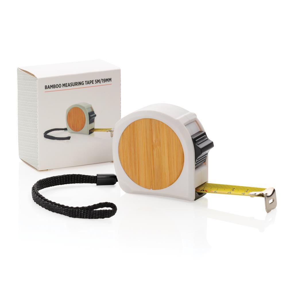 Bamboo Measuring Tape 5M 19Mm