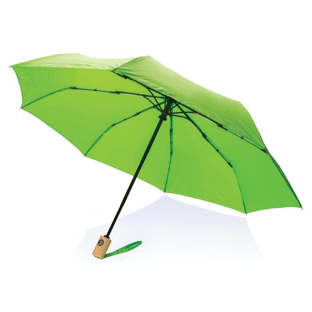 "21"" Auto Open Close Rpet Umbrella"