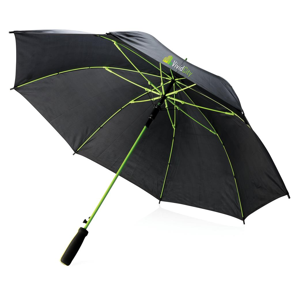"Coloured 23"" Fibreglass Umbrella"