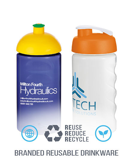 h2o bop sports water bottles branded by universal mugs
