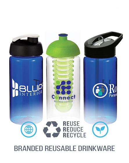 h2o tritan base sports water bottles branded