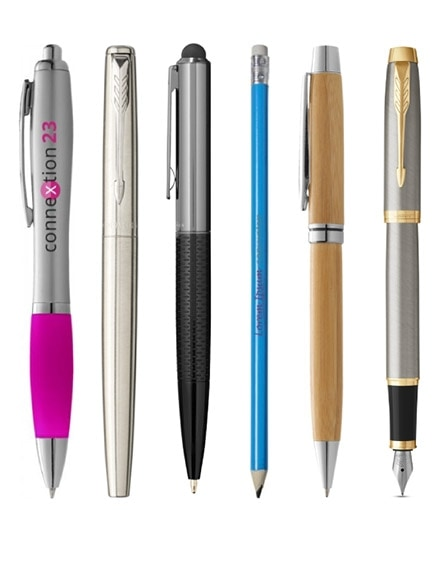 Branded Pens and Writing Instruments