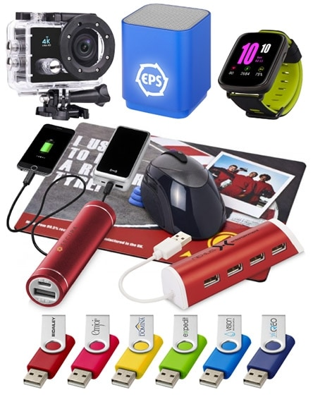 Branded Technology and USB products