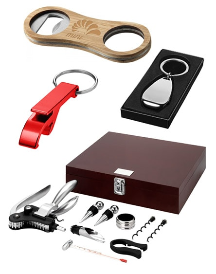 Bottle Openers and Accessories