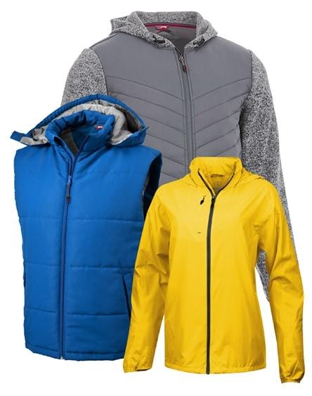 Jackets & Bodywarmers