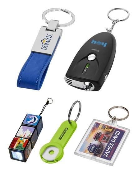 Keychains & Keyrings