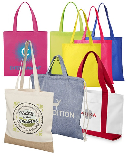 Shopping & Tote Bags