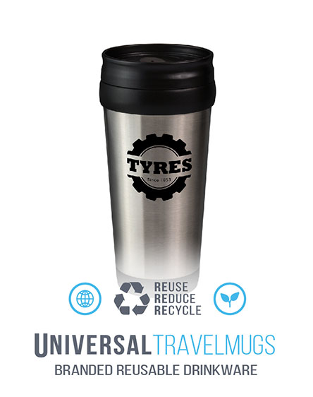 stainless steel thermal travel tumblers